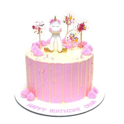 Cute unicorn cake 43