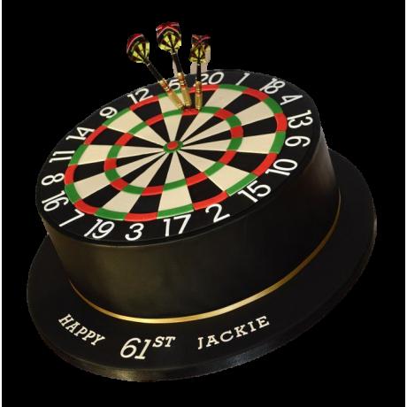 darts cake 2 6