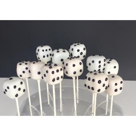 dice cake pops 6