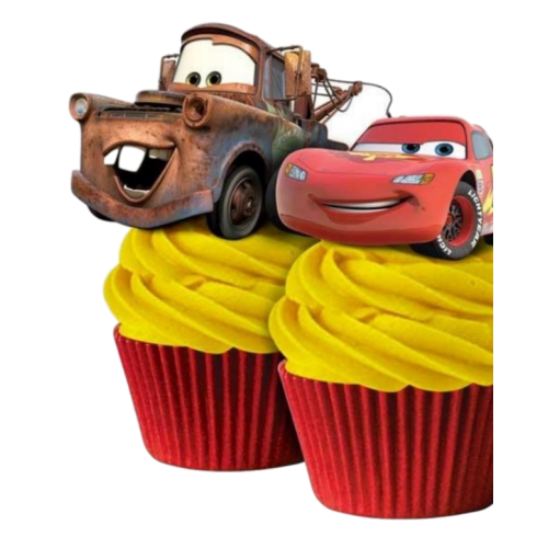 cars cupcakes 3 7