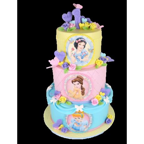 disney princesses cake 17 6