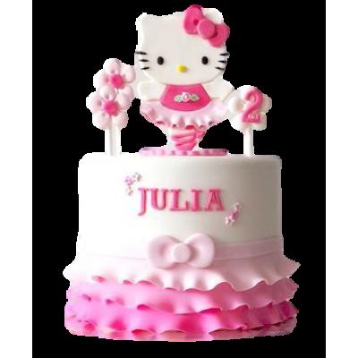 Hello Kitty Cake 25