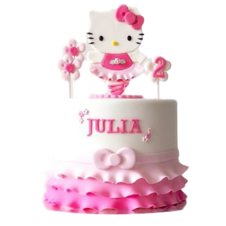 hello kitty cake 25 6