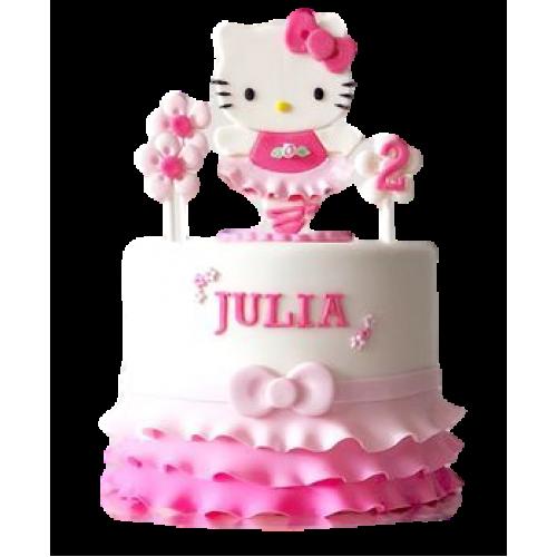 hello kitty cake 25 7