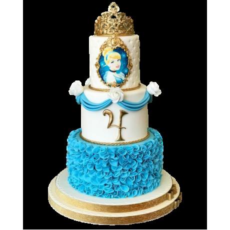 cinderella cake 5 6
