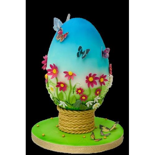easter egg cake 13