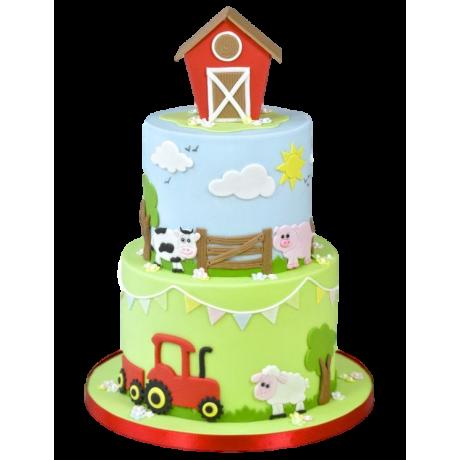 farm cake 4 6