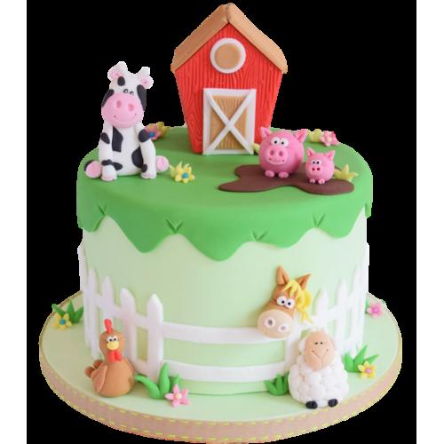 farm cake 3 7