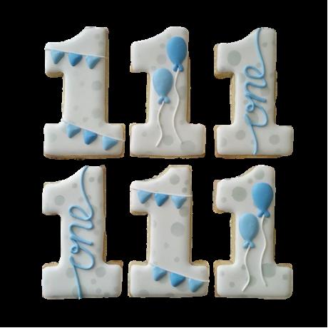 1st birthday cookies 6