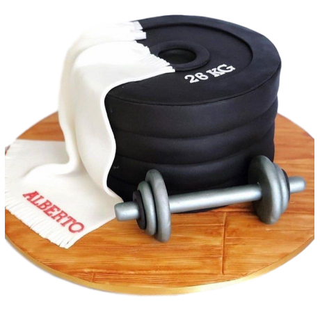 fitness cake 3 12
