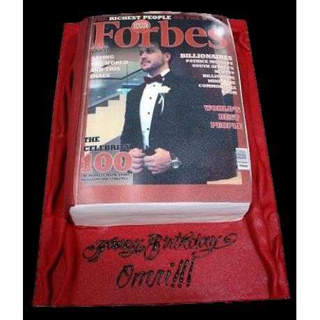 forbes magazine cake 6