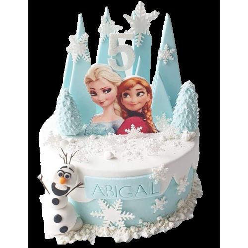 Frozen cake 32