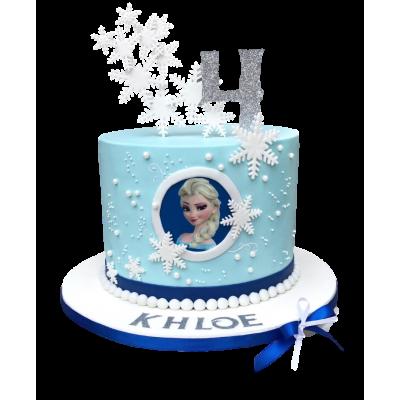 Frozen cake 8