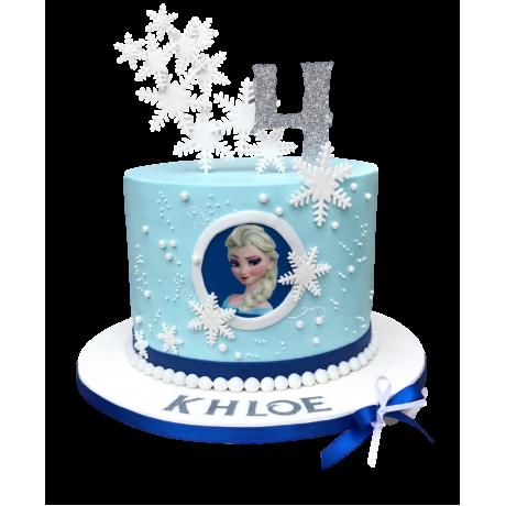 frozen cake 8 6