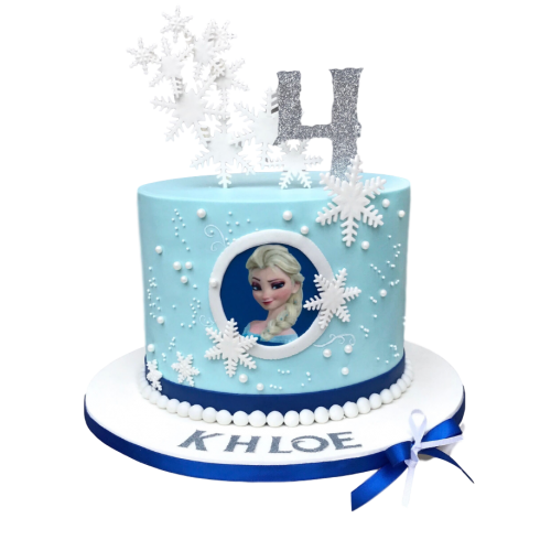 frozen cake 8 7