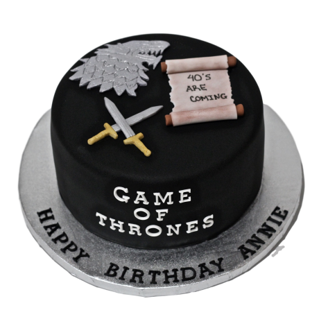 Game of thrones cake 4