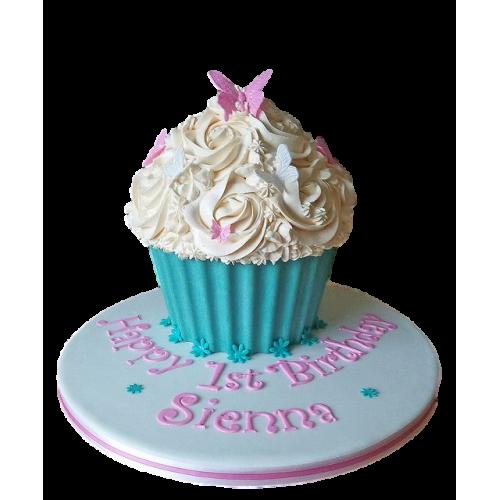 cupcake shape cake 7