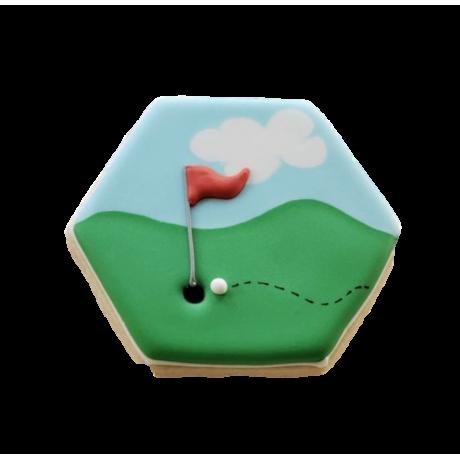 golf cookies 12
