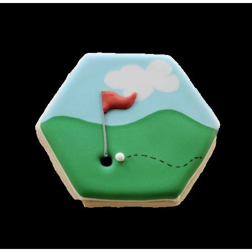 golf cookies 13