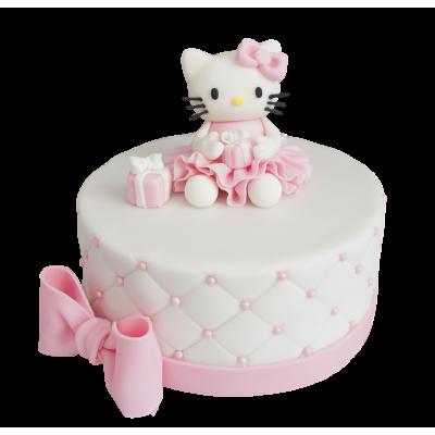 Hello Kitty Cake 5