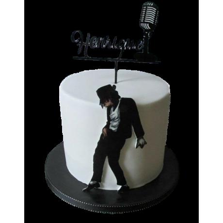 cake michael jackson 6