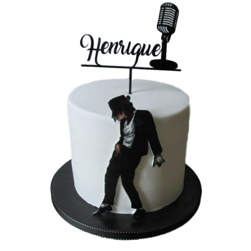 cake michael jackson 7