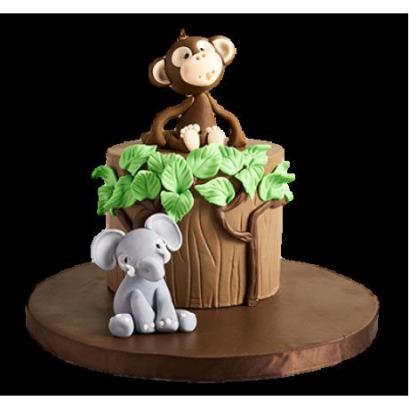 monkey cake 1 6