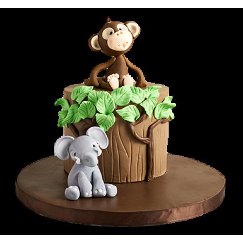 monkey cake 1 7