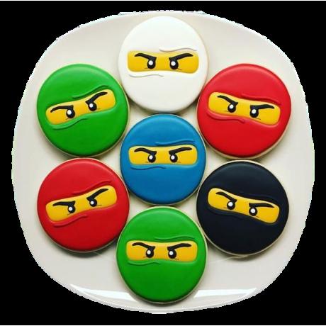 ninjago cookies 12
