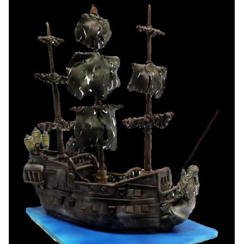 pirate ship cake 6 13