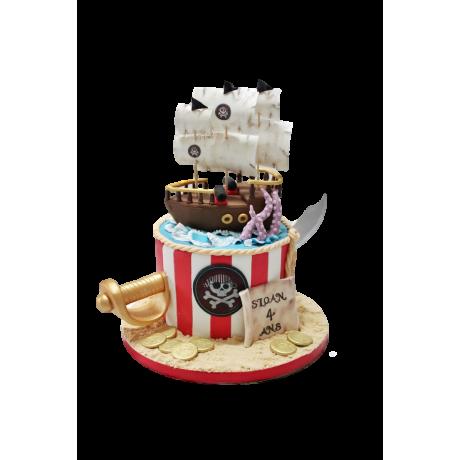 Pirate Sword Cake