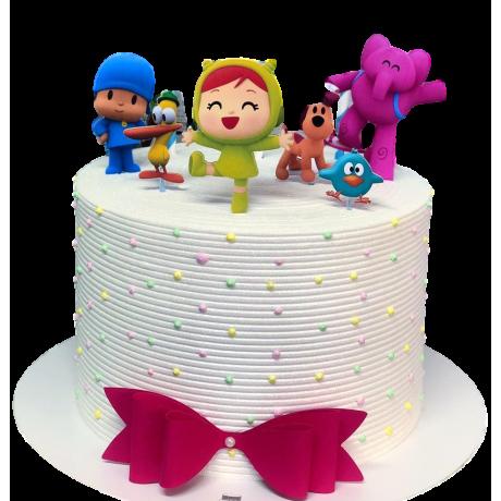 pocoyo cake 1 6