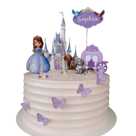 princess sofia cake 6 6