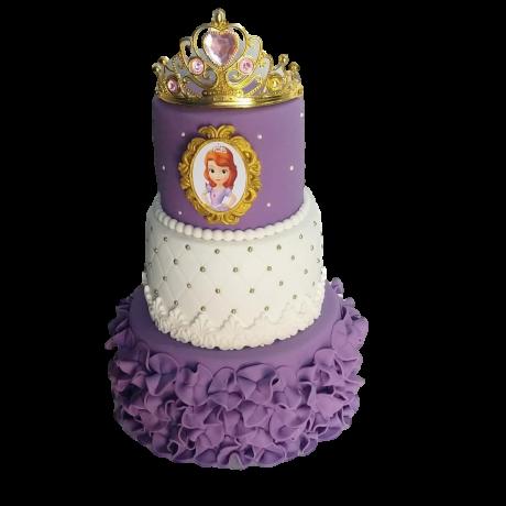 princess sofia cake 4 6