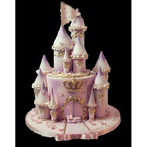 castle cake 6 7