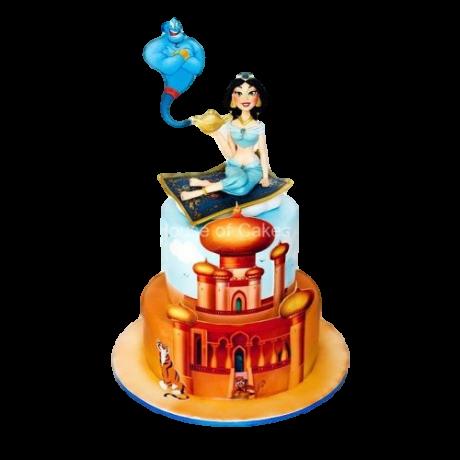 princess yasmine cake 6