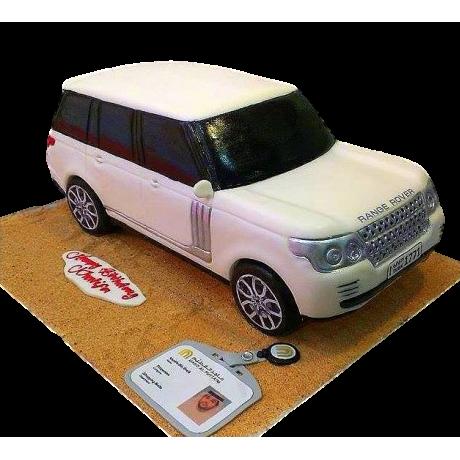 range rover cake 2 6