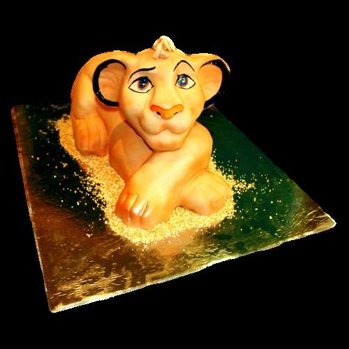 cake simba 7