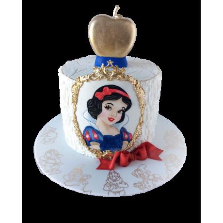 snow white cake 1 6