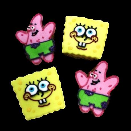 sponge bob cookies 6