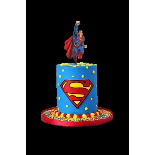 Cake Superman 2