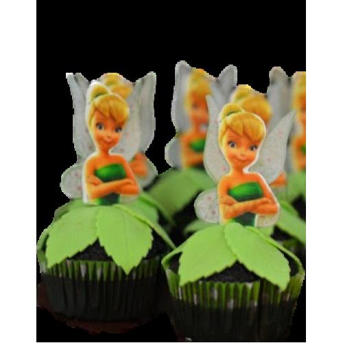 cupcake tinkerbell 1 7