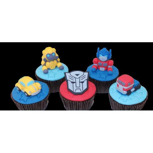 cupcakes transformers 7