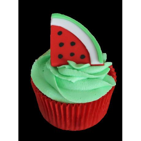 watermelon cupcakes 6