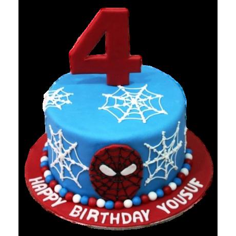 spiderman cake 15 6
