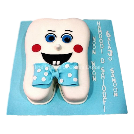 first tooth cake 2 6