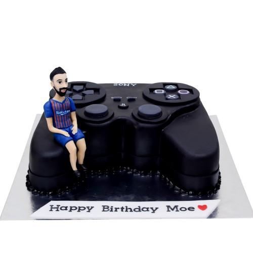 joystick cake 6 7