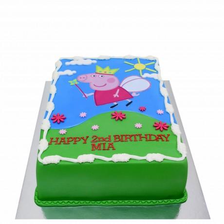 peppa pig cake 17 6