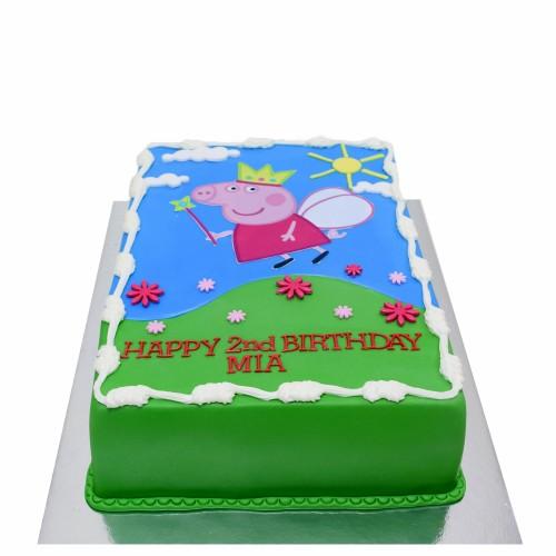peppa pig cake 17 7
