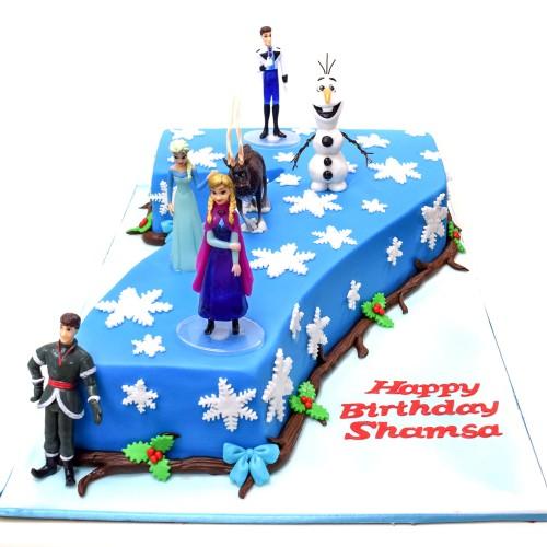 frozen cake 23 7